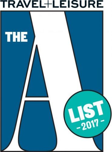 Travel & Leisure A-List 2017